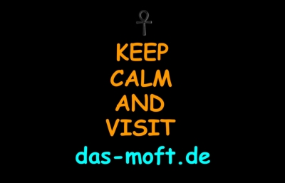 KEEP CALM AND VISIT das-moft.de