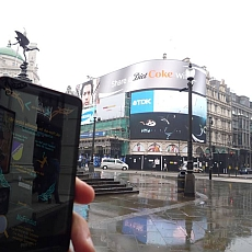 Piccadilly Circus (London, England)